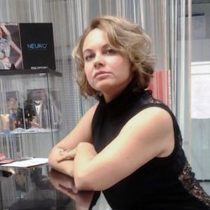 Ирина Степанова: директор; косметолог.