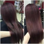 Брондирование волос с процедурой Cell Flex.